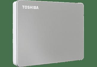 TOSHIBA Canvio Flex, 1 TB HDD, 2,5 Zoll, extern, Silber