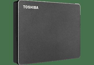 TOSHIBA Canvio Gaming Festplatte, 2 TB HDD, 2,5 Zoll, extern, Schwarz