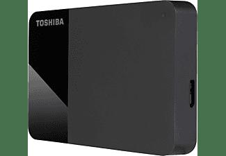 TOSHIBA Canvio Ready, 4 TB HDD, 2,5 Zoll, extern, Schwarz