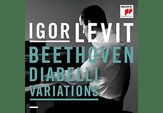Igor Levit - Diabelli Variations-33 Variations on a Waltz  - (CD)