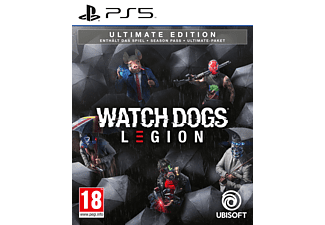 PS5 - Watch Dogs : Legion - Ultimate Edition /Multilingue