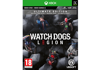 Xbox One - Watch Dogs: Legion - Ultimate Edition /Mehrsprachig