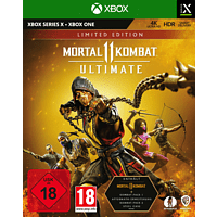Mortal Kombat 11 Ultimate Limited Edition - [Xbox Series X|S]