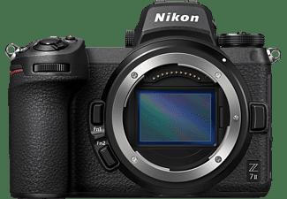 NIKON Z7 II Gehäuse Systemkamera, 8 cm Display Touchscreen, WLAN