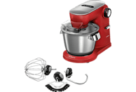 BOSCH Küchenmaschine OptiMUM, 1600 W, Rot, MUM9A66R00