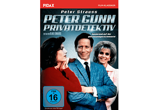 Peter Gunn, Privatdetektiv DVD