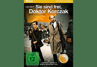 Sie sind frei, Doktor Korczak DVD