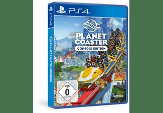 PS4 PLANET COASTER - [PlayStation 4]