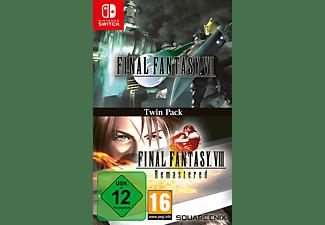Final Fantasy VII & Final Fantasy VIII Remastered Twin Pack - [Nintendo Switch]