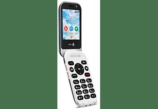 DORO 7080 Handy, Graphit/Weiß