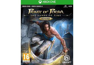 Prince Of Persia: Sands Of Time Remake NL/FR Xbox One