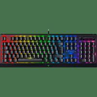 RAZER BlackWidow V3, Gaming Tastatur, Mechanisch, Razer Green