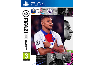 FIFA 21 - Champions Edition (Inkl. PS5-version) PlayStation 4