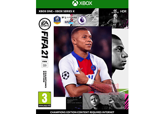 FIFA 21 - Champions Edition Xbox One & Xbox Series X