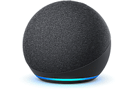 Altavoz inteligente con Alexa - Amazon Echo Dot (4ª Gen), Controlador de Hogar, Antracita