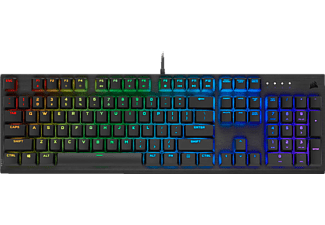 CORSAIR K60 RGB PRO, Gaming-Keyboard, Mechanisch