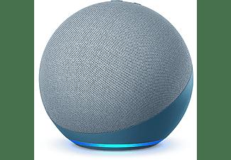 Altavoz inteligente con Alexa - Amazon Echo (4ª Gen), Controlador de Hogar, Azul grisáceo