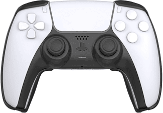 Grips - Ardistel BlackFire Precission Kit para mandos PS5 + Triggers, 2x Grips, 6x Triggers, Negro