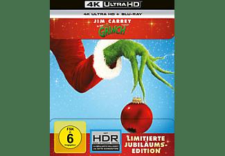 Der Grinch 4K Ultra HD Blu-ray + Blu-ray