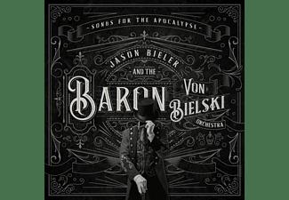 Jason Bieler And The Baron Von Biel - Songs for the Apocalypse (ltd.2LP/GTF/Black)  - (Vinyl)