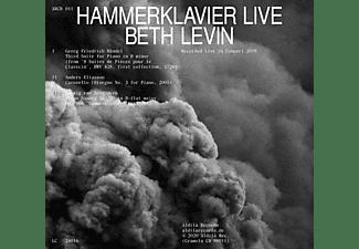 Beth Levin - HAMMERKLAVIER LIVE  - (CD)