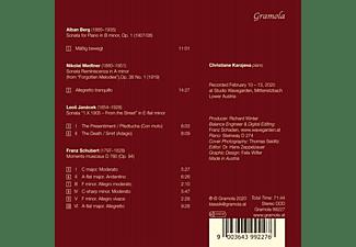 Christiane Karajeva - Werke für Klavier solo  - (CD)