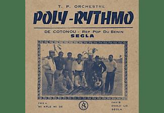 T.P. ORCHESTRE - POLY RYTHMO DE COT - SEGLA  - (Vinyl)
