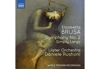 Daniele/ulster Orchestra Rustioni - ORCHESTRAL WORKS, VOL. 4  - (CD)