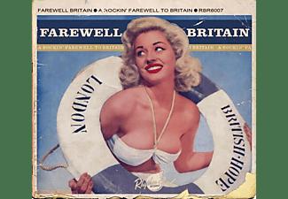 VARIOUS - FAREWELL BRITAIN  - (CD)