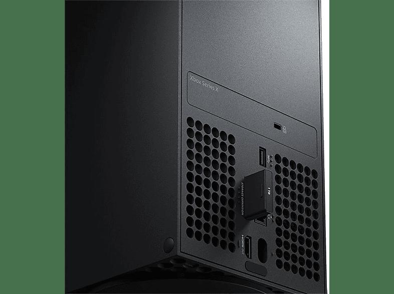 SEAGATE Seagate Speichererweiterungskarte Xbox Series X S 1 TB SSD, NVMe-Erweiterungs-SDD für X S, Speicherkartenerweiterung, Dunkelgrau
