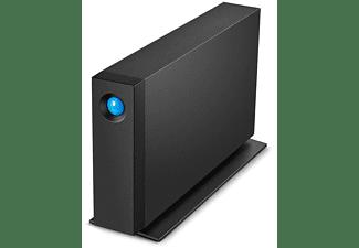 LACIE STHA16000800 D2 Professional, 16 TB HDD, 3,5 Zoll, extern, Schwarz