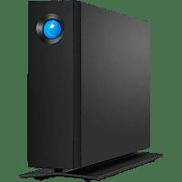 LACIE STHA16000800 D2 Professional Festplatte, 16 TB HDD, 3,5 Zoll, extern, Schwarz