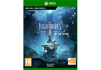 Little Nightmares II Day One Edition NL/FR Xbox One