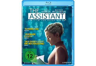 The Assistant Blu-ray