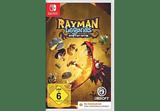 Rayman Legends - Definitive Edition - Code in der Box - [Nintendo Switch]