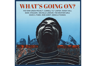 Terri Green Project,The/Carter,Cornel/Hall,Rand - What's Going On (Lim.Ed.)  - (Vinyl)