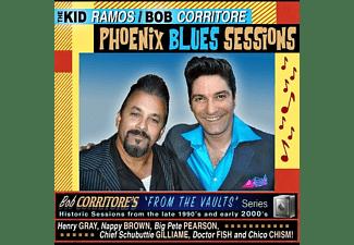 Kid & Bob Corritore Ramos - From The Vaults-Phoenix Blues Sessions  - (CD)