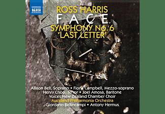 Bellincampi/Hermus/Auckland Philharmonia Orchestra - FACE - SYMPHONY NO. 6 'LAST LETTER'  - (CD)