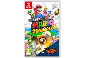 Super Mario 3 World + Bowser's Fury NL Switch