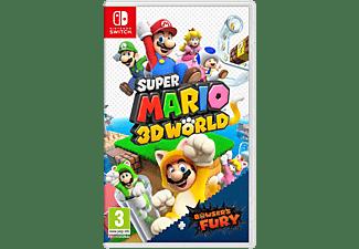 Super Mario 3 World + Bowser's Fury FR Switch