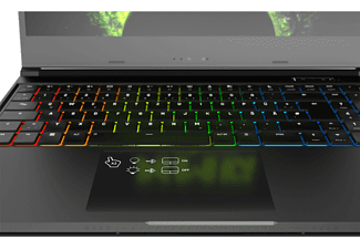 XMG XMG NEO 15 - E20gxz, Gaming Notebook mit 15,6 Zoll Display, Core™ i7 Prozessor, 16 GB RAM, 1 TB mSSD, GeForce RTX 2070 Super, Schwarz