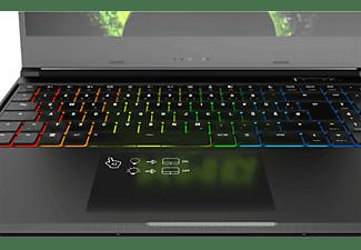 XMG XMG NEO 15 - E20syq, Gaming Notebook mit 15,6 Zoll Display, Core™ i7 Prozessor, 32 GB RAM, 1 TB mSSD, GeForce RTX 2070 Super, Schwarz