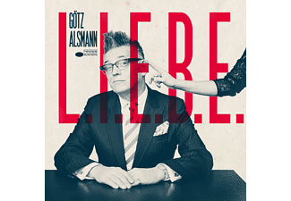 Götz Alsmann - L.I.E.B.E. STD  - (CD)
