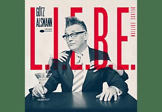 Götz Alsmann - L.I.E.B.E.(LIMITED)  - (Vinyl)