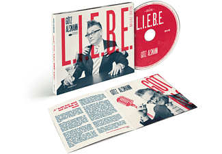 Götz Alsmann - L.I.E.B.E.(LIMITED DELUXE EDITION)  - (CD)