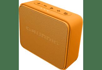 GRUNDIG GBT JAM Bluetooth Lautsprecher, Orange, Wasserfest
