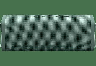 GRUNDIG GBT CLUB Bluetooth Lautsprecher, Grün, Wasserfest