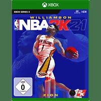 XBX NBA 2K21