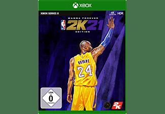 XBX NBA 2K21 (LEGEND EDITION)