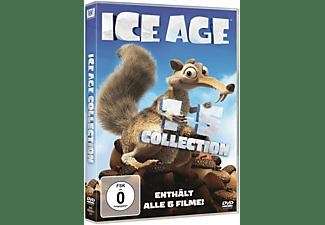 Ice Age 1-5 DVD